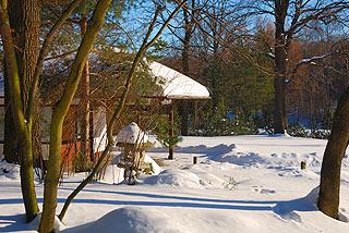 a055   Японский садик в Ботаническом саду.   185k