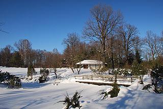 a057   Японский садик в Ботаническом саду.   135k